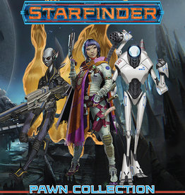Paizo Starfinder RPG: Core Rulebook Pawn Collection