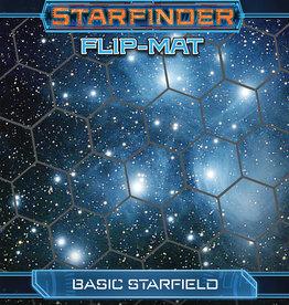 Paizo Starfinder RPG: Flip-Mat Basic Starfield