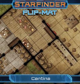 Paizo Starfinder RPG: Flip-Mat Cantina