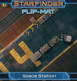 Paizo Starfinder RPG: Flip-Mat Space Station