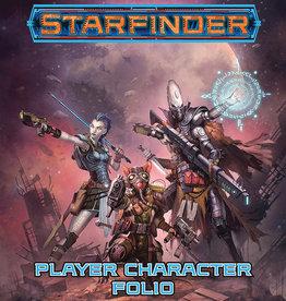 Paizo Starfinder RPG: Player Folio