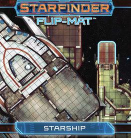 Paizo Starfinder RPG: Flip-Mat Starship