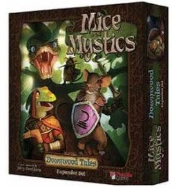 Plaid Hat Games Mice and Mystics: Downwood Tales