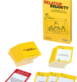 Playmonster Relative Insanity: Card Game Expansion