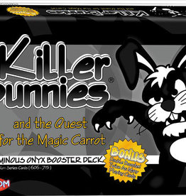 Playroom Killer Bunnies: Ominous Onyx Booster