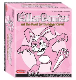 Playroom Killer Bunnies: Perfectly Pink Booster