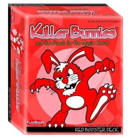 Playroom Killer Bunnies: Red Booster