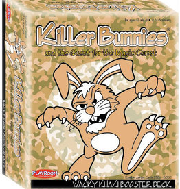 Playroom Killer Bunnies: Wacky Khaki Booster