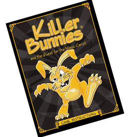 Playroom Killer Bunnies: Rulebook