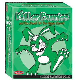 Playroom Killer Bunnies: Green Booster
