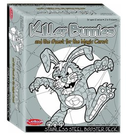 Playroom Killer Bunnies: Stainless Steel Booster