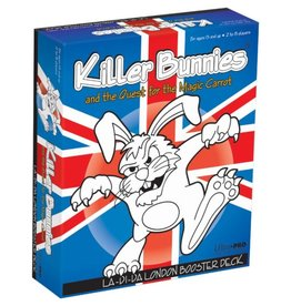 Playroom Killer Bunnies: La-Di-Da London Booster