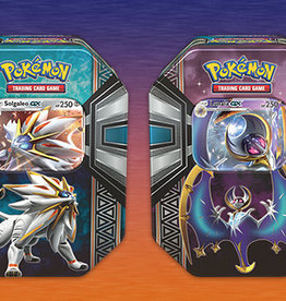 Pokemon Co. Int. Pokemon: Legends of Alola Tin