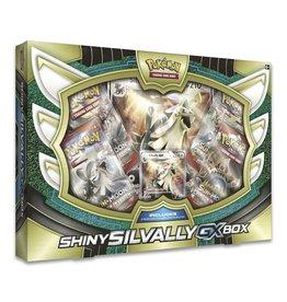 Pokemon Co. Int. Pokemon: Shiny Silvally GX Box