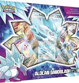 Pokemon Co. Int. Pokemon: Alolan Sandslash GX Box