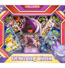 Pokemon Co. Int. Pokemon: Gengar EX Box