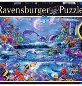 Ravensburger Moonlit Magic 500pc Puzzle