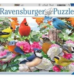 Ravensburger Garden Birds 500pc Puzzle