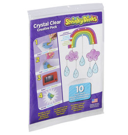 Shrinky Dinks Crystal Clear Creative Pack