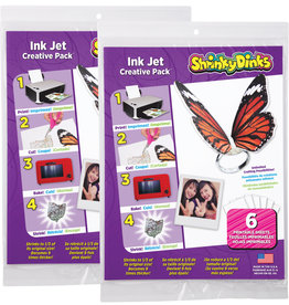 Shrinky Dinks Ink Jet Creative Pack Shrinky Dinks