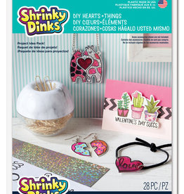 Shrinky Dinks DIY Hearts & Things Project Pack Shrinky Dinks