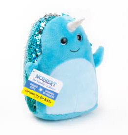 Faber-Castell Mini Sequin Pets: Norbert the Narwhal