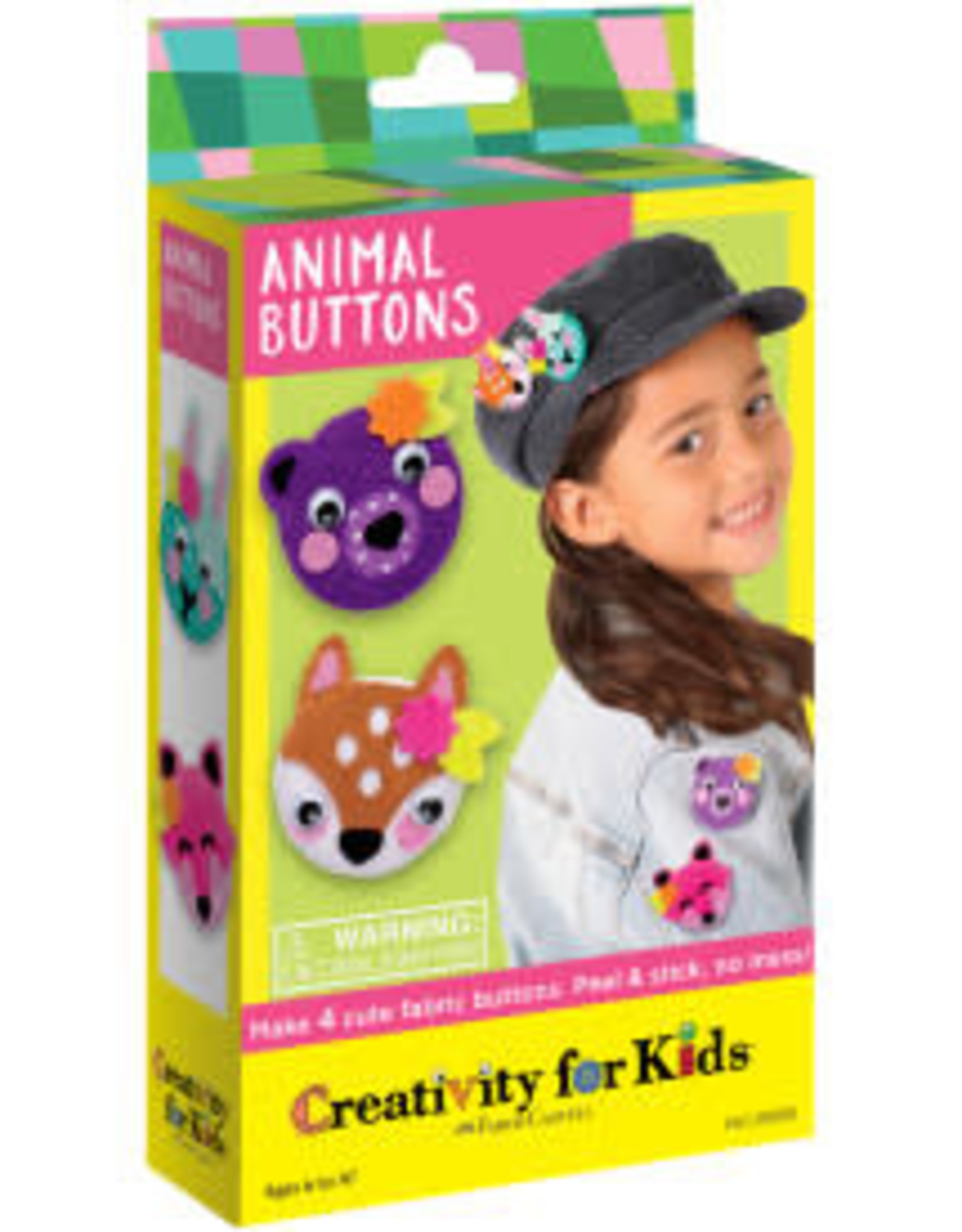 Faber-Castell Animal Buttons