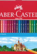 Faber-Castell 36ct Classic Color Pencil Tin Set