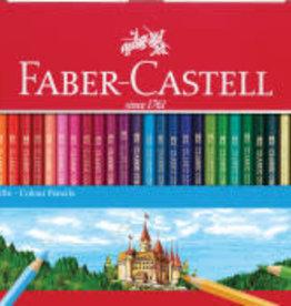 Faber-Castell 36ct Classic Color Pencil Tin Set