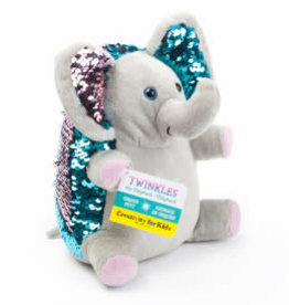 Faber-Castell Mini Sequin Pets: Twinkles the Elephant