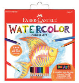 Faber-Castell Do Art Watercolor Pencil Art