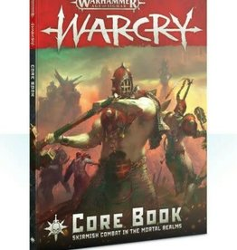 Games Workshop Age of Sigmar: Warcry Core Rulebook