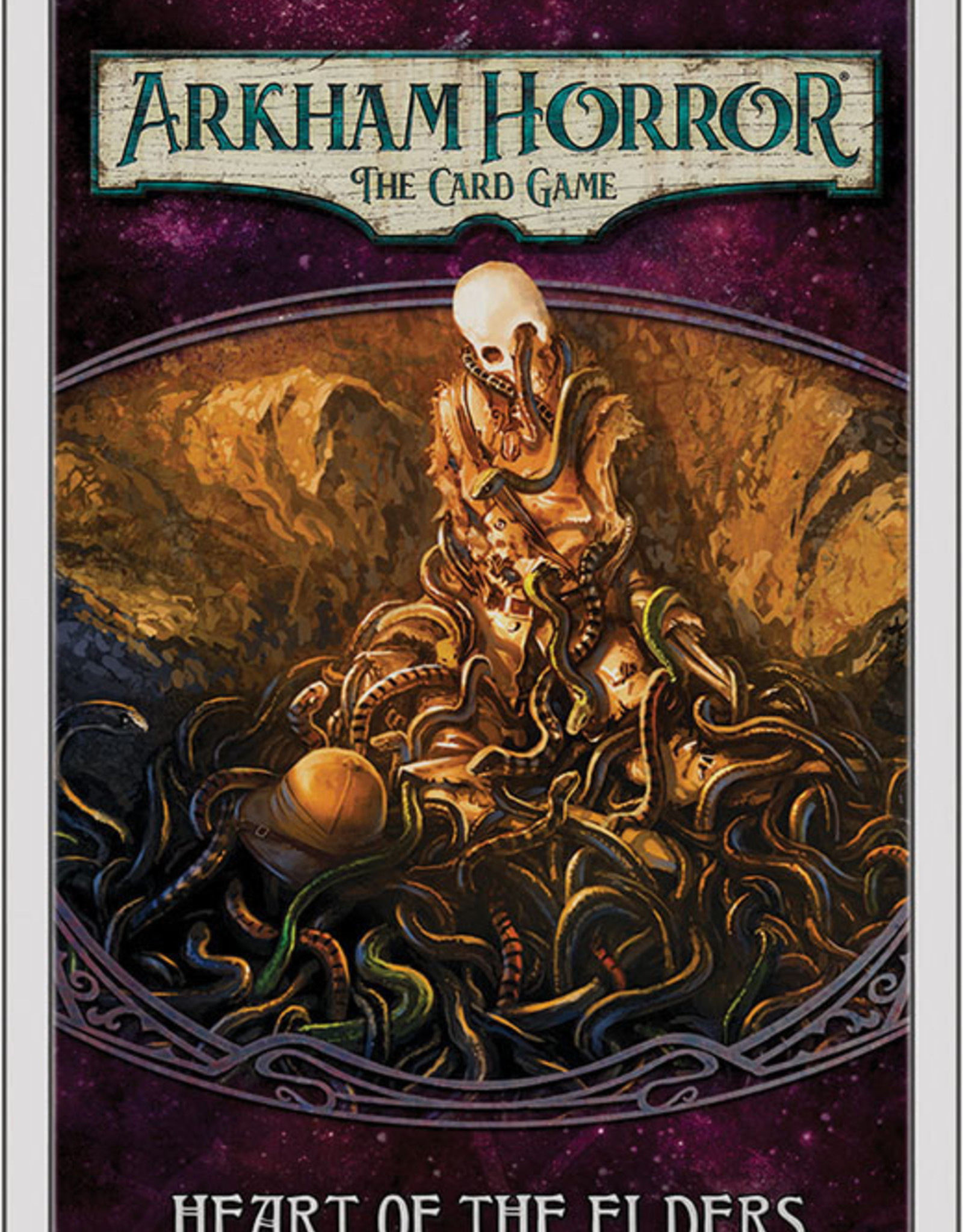 Fantasy Flight Games Arkham Horror LCG: Heart of the Elders