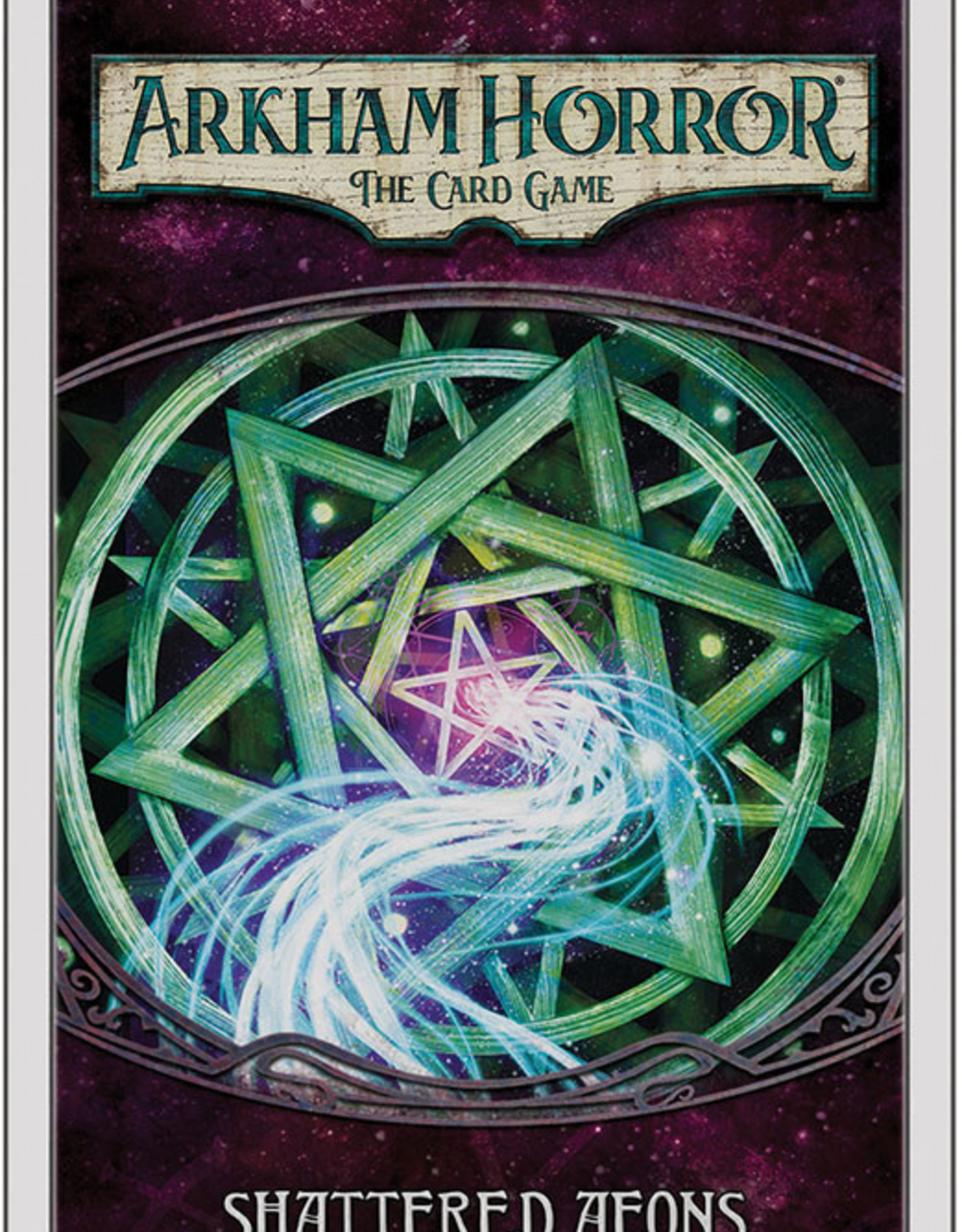 Fantasy Flight Games Arkham Horror LCG: Shattered Aeons
