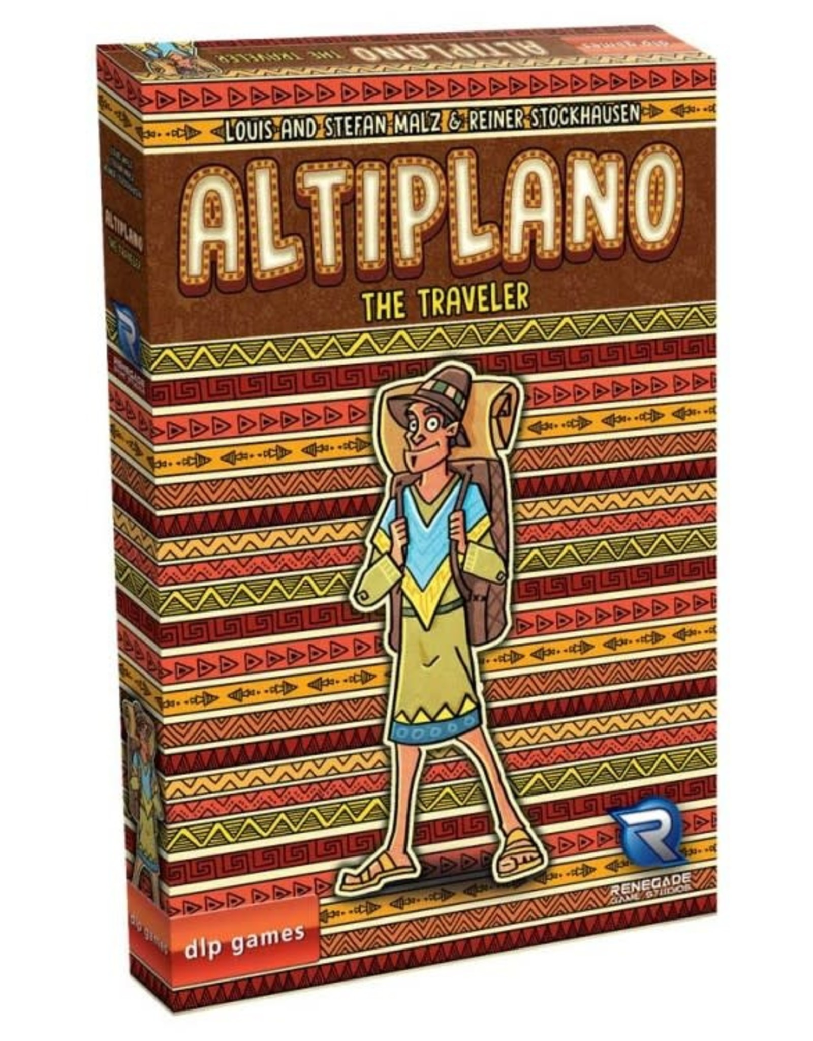 Renegade Altiplano: The Traveler