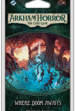 Fantasy Flight Games Arkham Horror LCG: Where Doom Awaits