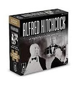 Bepuzzled Alfred Hitchcock Mystery 1000pc Puzzle