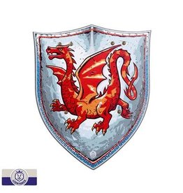 Liontouch Amber Dragon Knight Shield