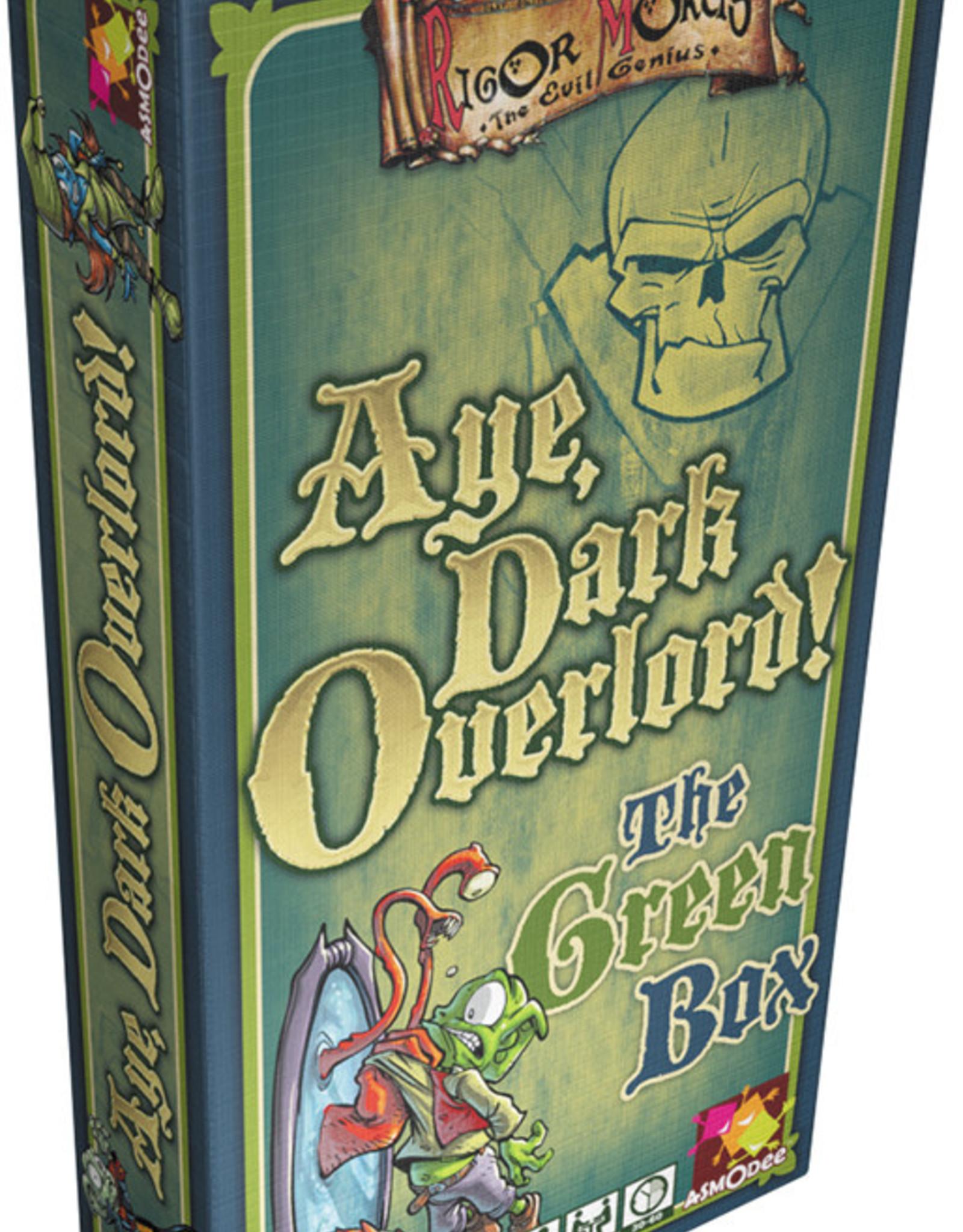 Z-Man Games Aye Dark Overlord (green box)