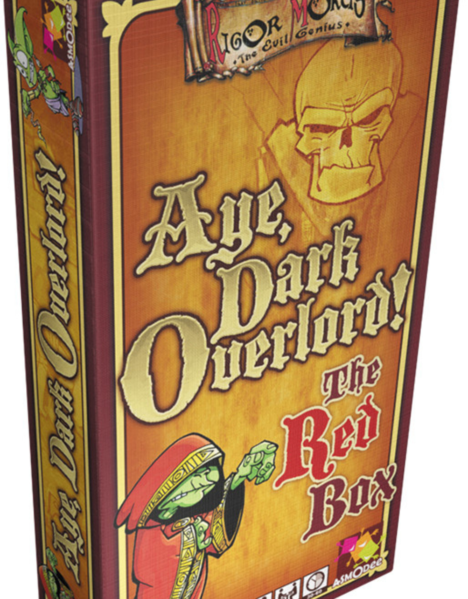 Z-Man Games Aye Dark Overlord (Red Box)
