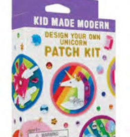 Kid Made Modern Design your own Patch - Unicorn