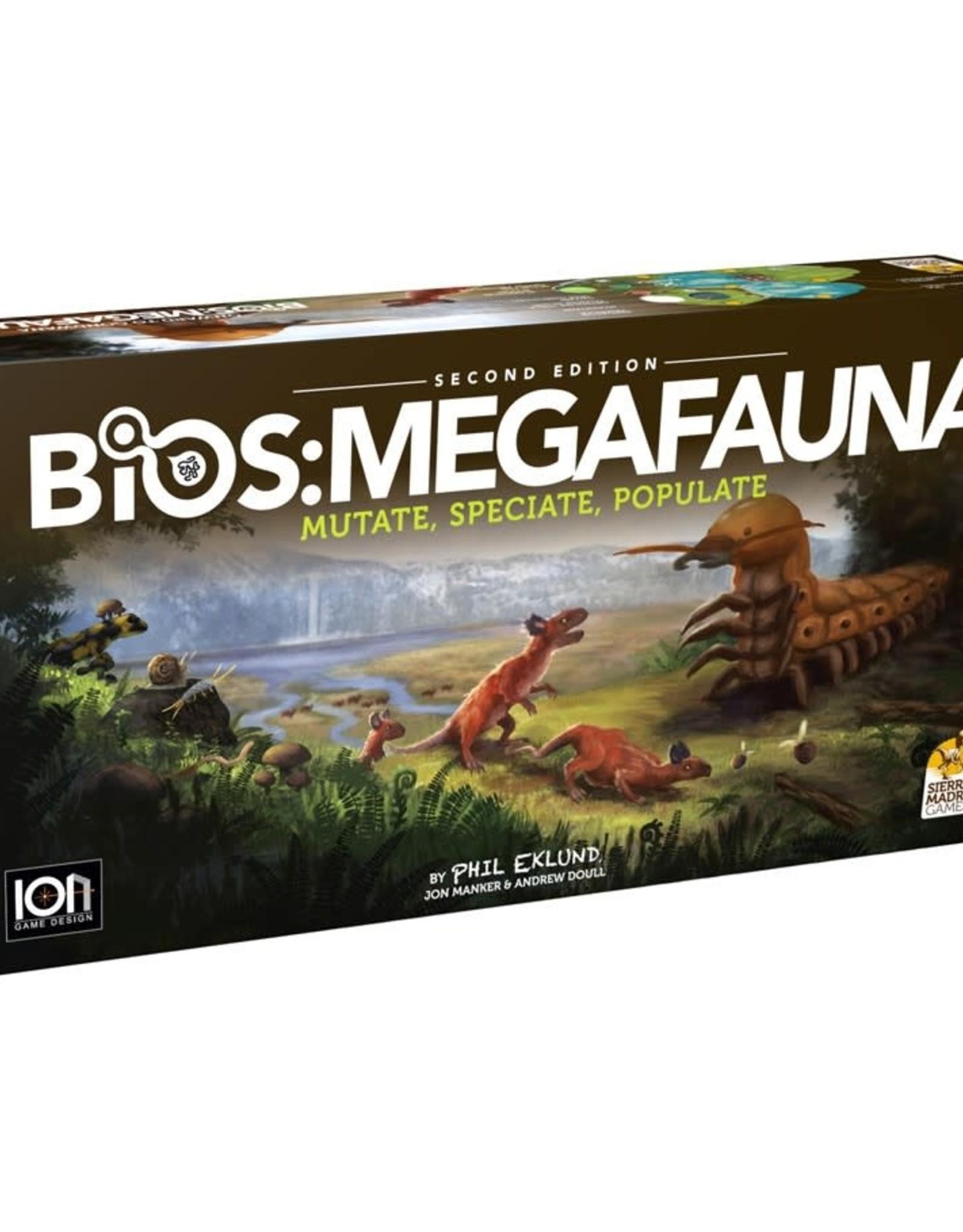 Sierra Madre Games Bios: Megafauna