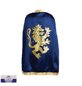 Liontouch Noble Knight Cape, Blue