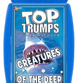 Top Trumps Top Trumps: Creatures Of The Deep