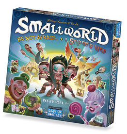 Days of Wonder Small World Power Pack #1
