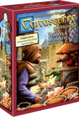 Z-Man Games Carcassonne: #2 Traders & Builders