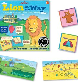 Eeboo Lion in my Way
