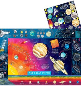 Eeboo Solar System Poster