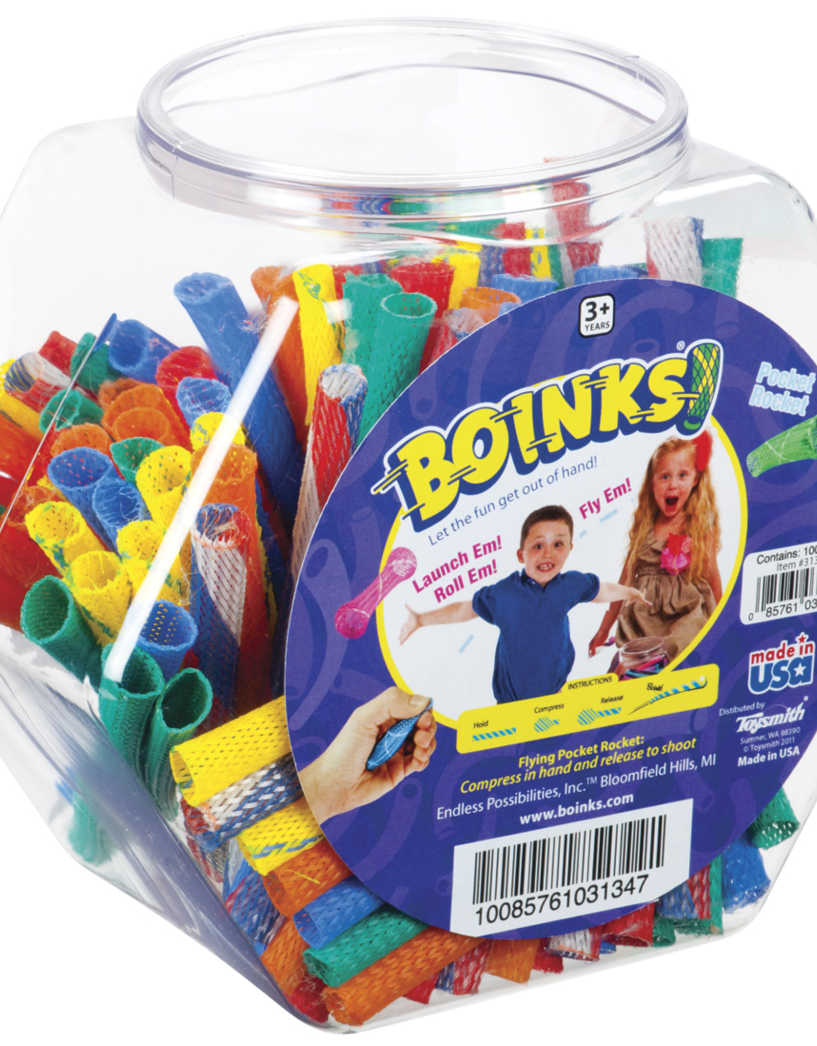 Toysmith Boinks