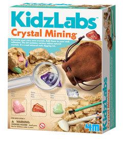 4M Crystal Mining